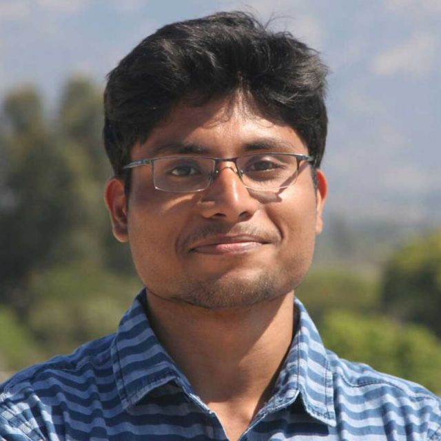 Photo of Aranya Goswami