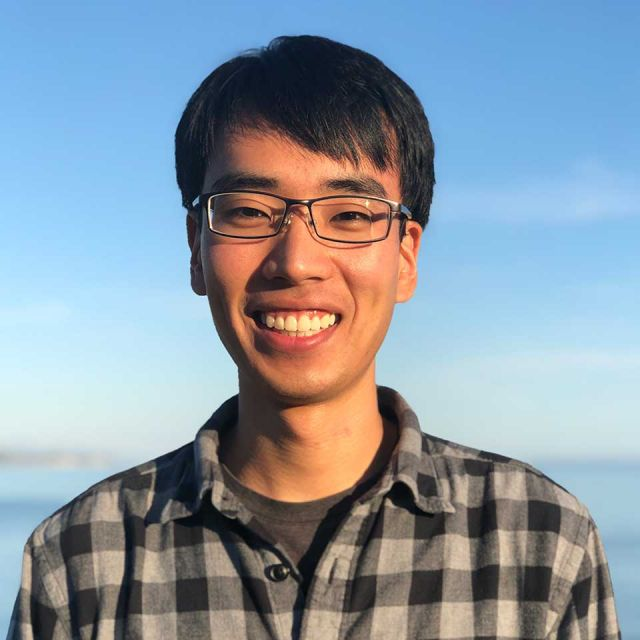 Photo of Evan Guo